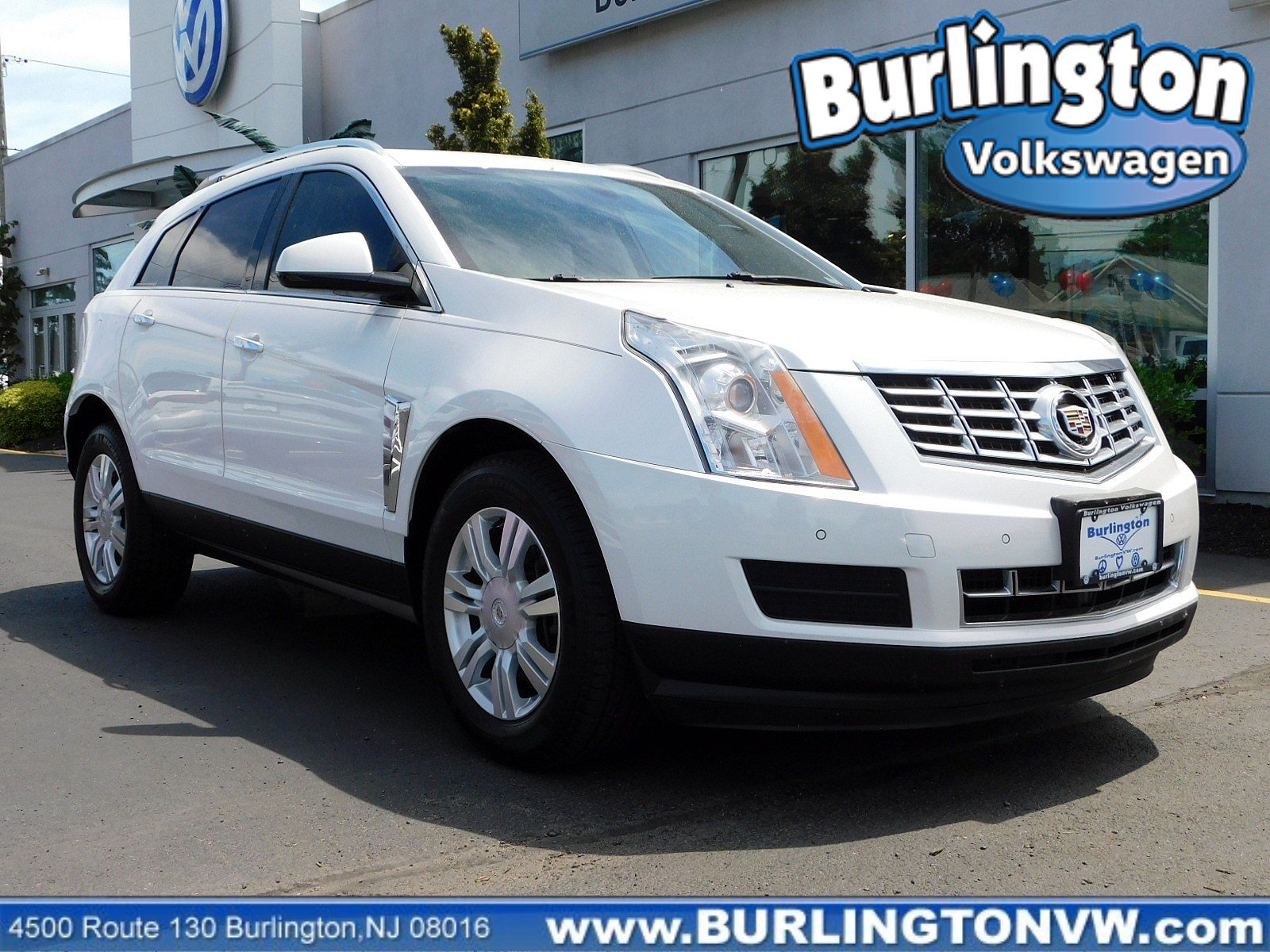 Pre owned 2015 cadillac srx luxury collection fwd sport utility