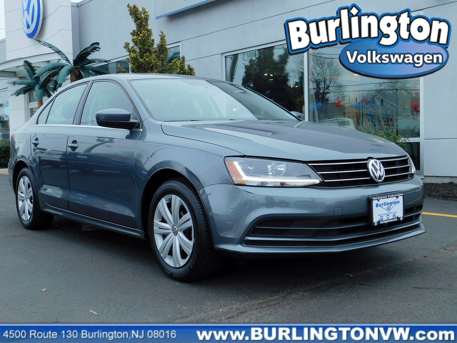 pre-owned 2017 volkswagen jetta 1.4t s 4dr car in burlington