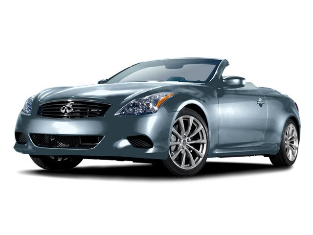 Pre-Owned 2009 INFINITI G37 Convertible