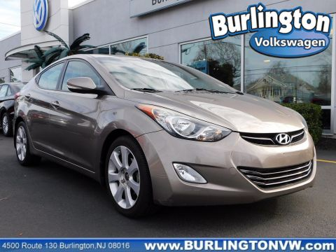 Pre-Owned 2013 Hyundai Elantra Limited PZEV