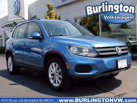 Certified Pre-Owned 2017 Volkswagen Tiguan Limited